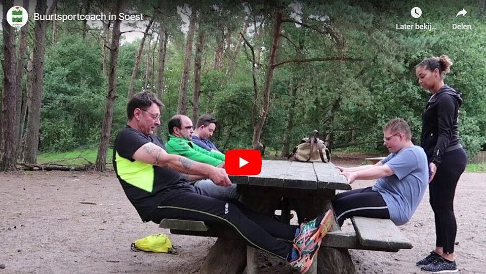 YouTube Buurtsportcoach Soest